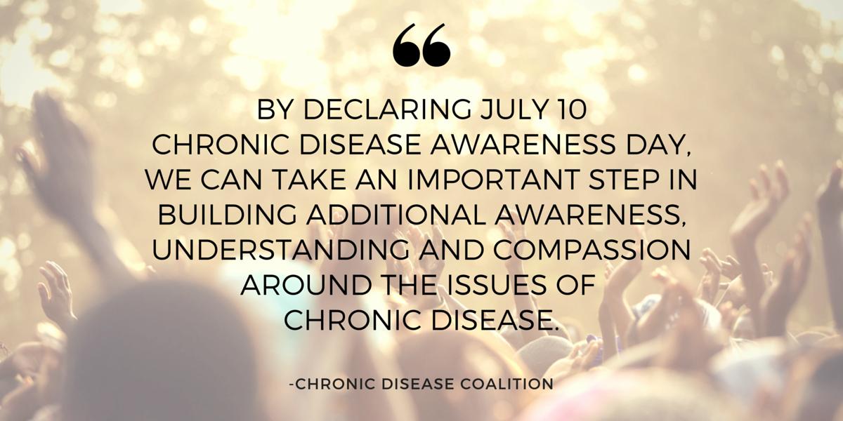 Chronic Disease Coalition urges Oregon Legislature to make July 10 Chronic Disease Awareness Day