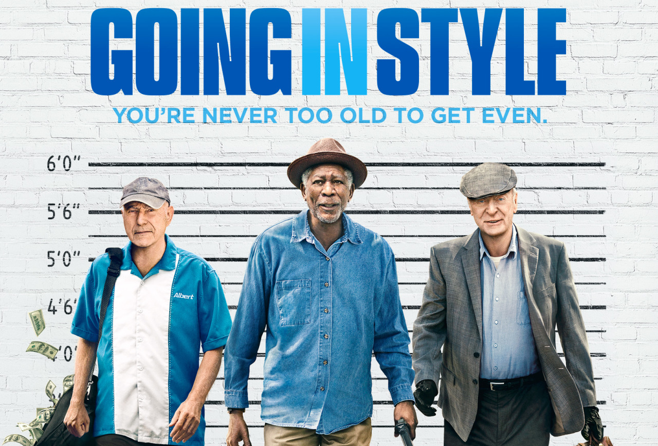 'Going in Style' brings kidney disease awareness to a movie theater near you