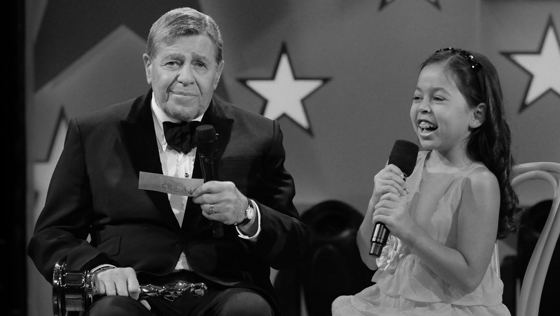 Jerry Lewis: A champion for muscular dystrophy patients
