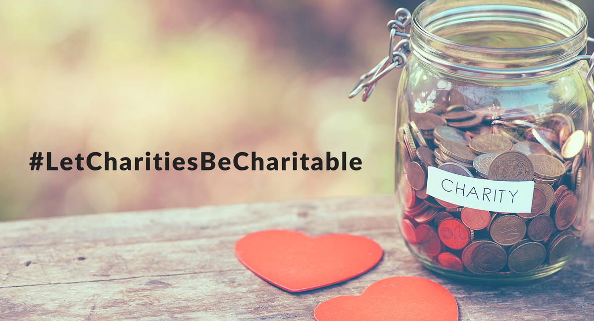 Patients, consumer groups call on CMS to protect charitable assistance programs and #LetCharitiesBeCharitable
