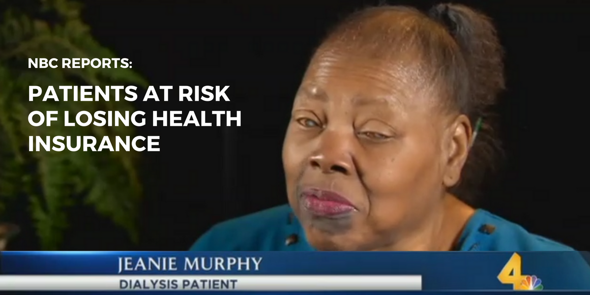 Tennessee must take action to stop Blue Cross Blue Shield from harming kidney patients