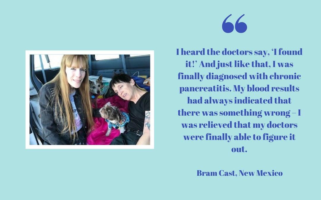 Patient Advocate Spotlight: Bram Cast