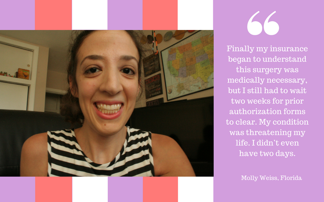 Patient Advocate Spotlight: Molly Weiss