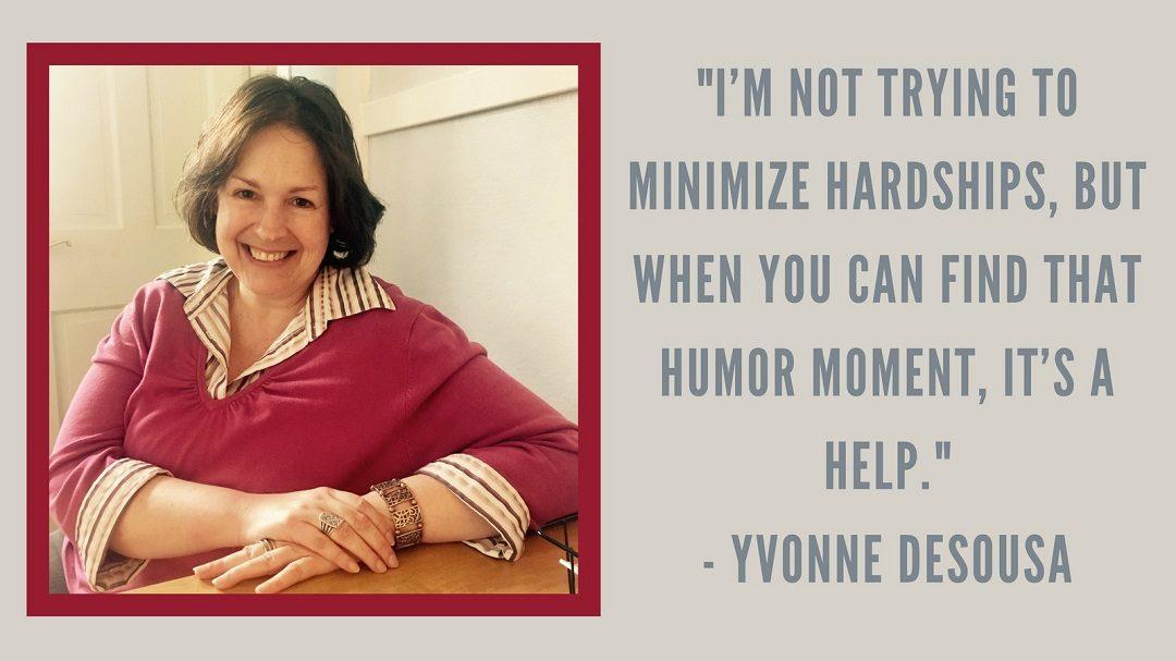 Patient Advocate Spotlight: Yvonne deSousa