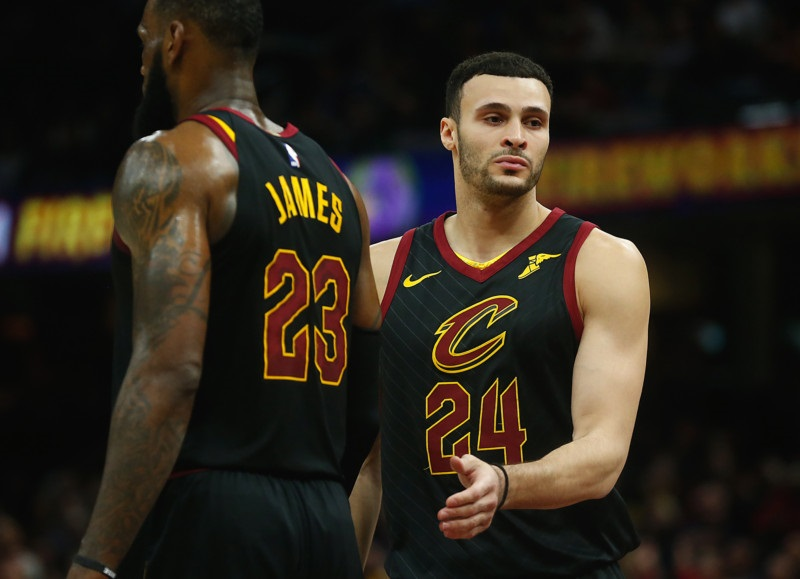 Cleveland Cavaliers player Larry Nance Jr. speaks out about his experience with Crohn's disease