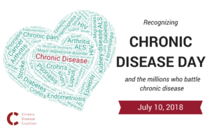 Cities and states recognize Chronic Disease Day