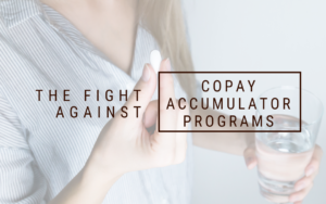 Insurance discrimination spreads to copay accumulator programs