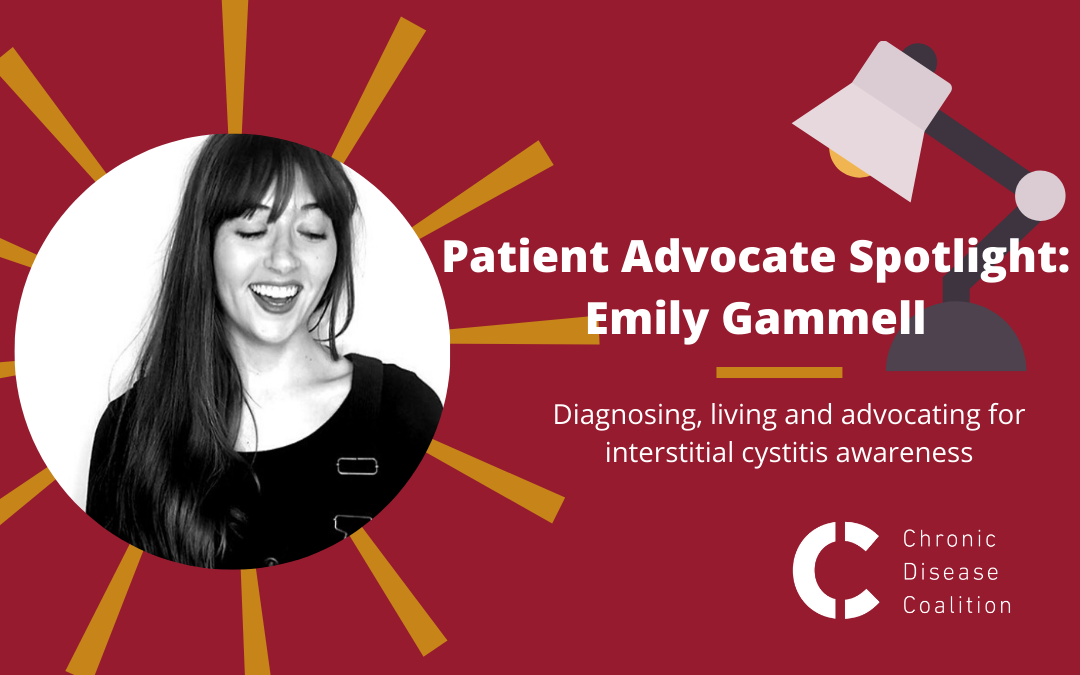 Patient Advocate Spotlight: Emily Gammell