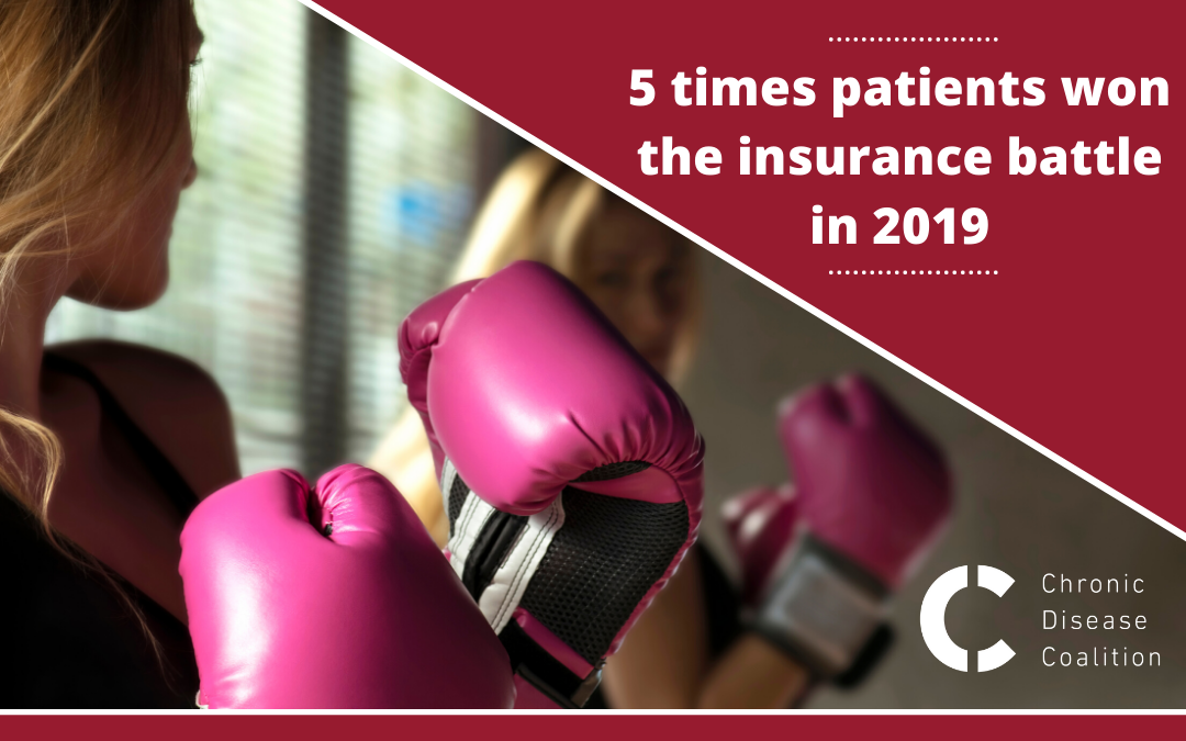 5 times patients won the insurance battle in 2019