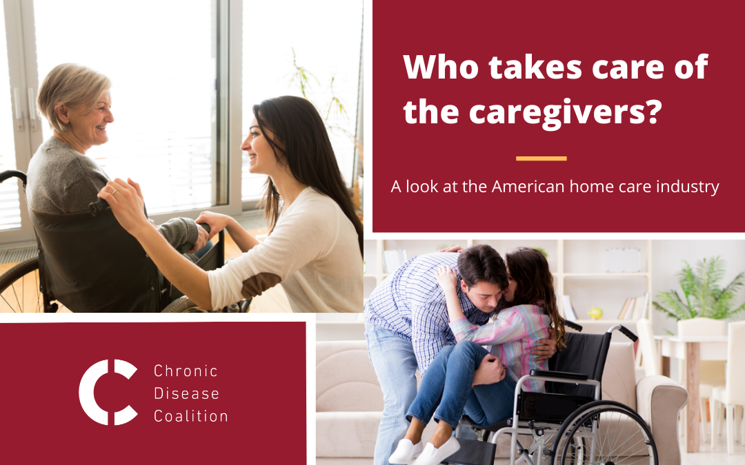 Who takes care of the caregivers?