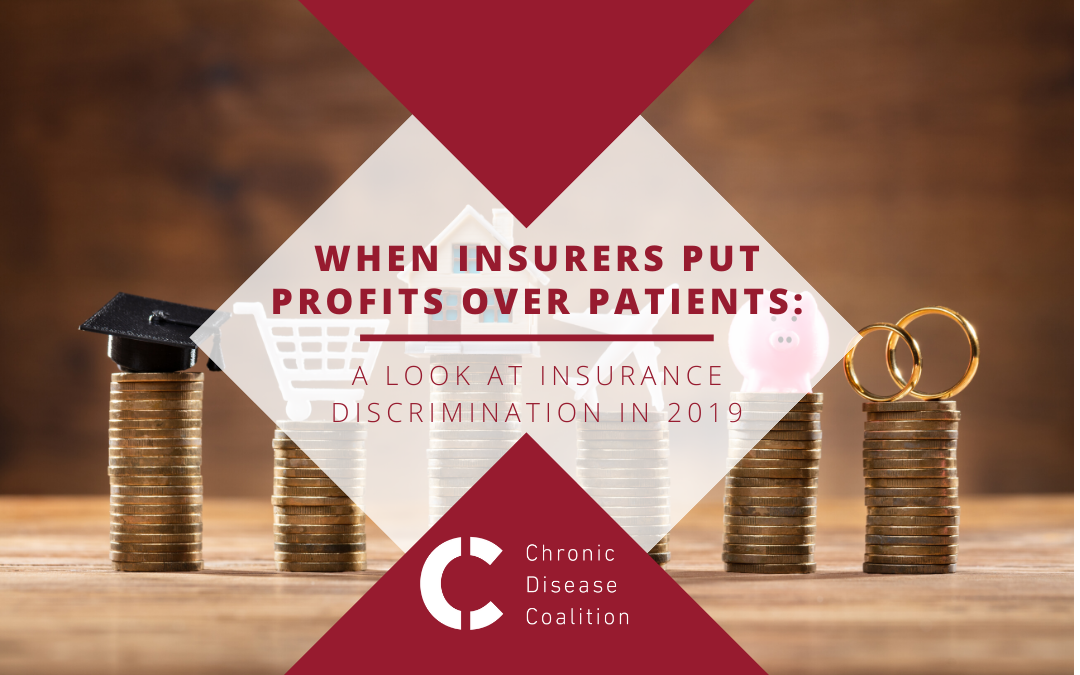 When insurers put profits over patients: A look at insurance discrimination in 2019
