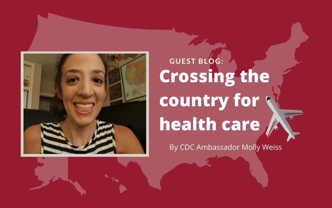 Crossing the country for health care