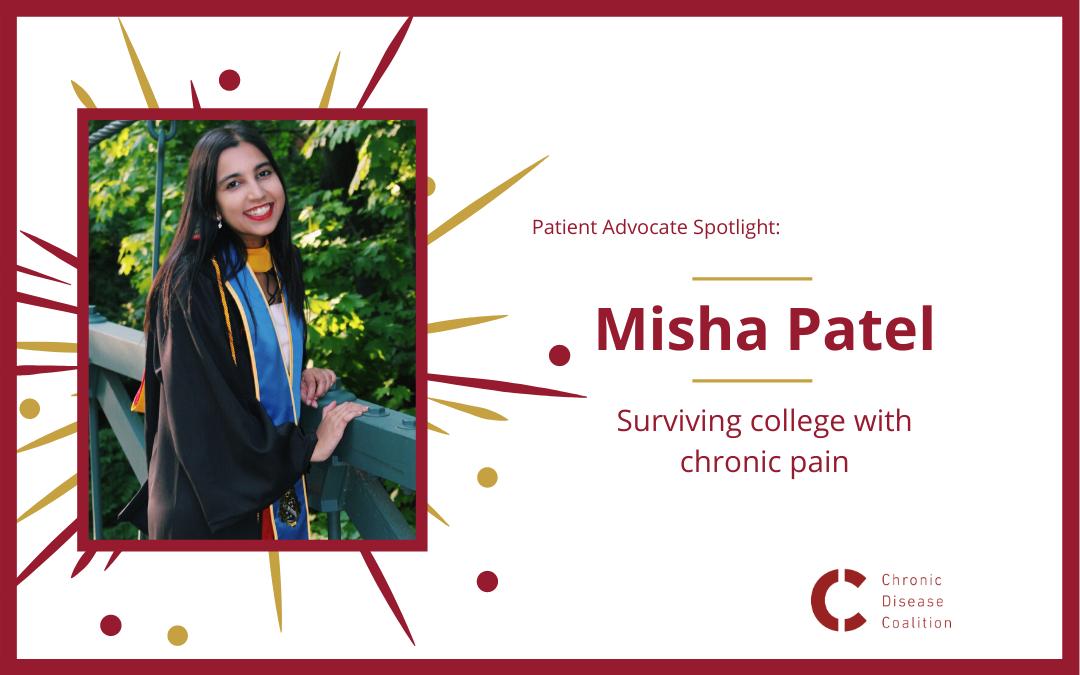 Patient Advocate Spotlight: Misha Patel
