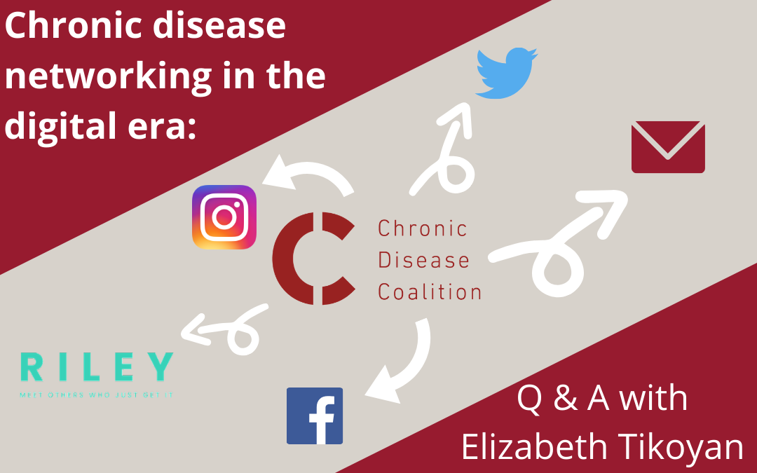 Chronic disease networking in the digital era: Q&A with Riley App Founder