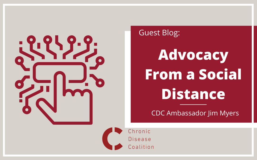 Advocacy from a social distance