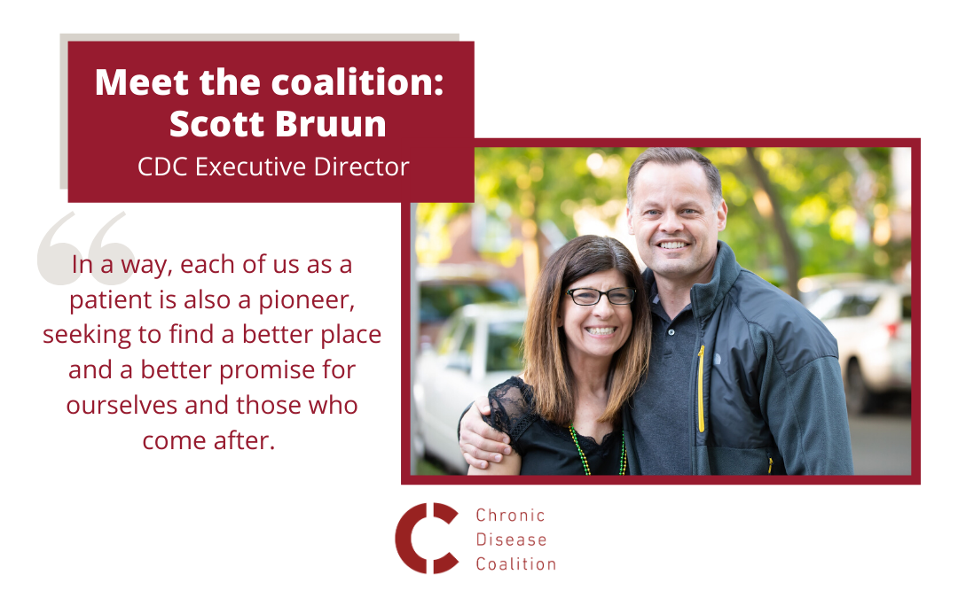 CDC Executive Director Scott Bruun on cancer diagnosis, recovery