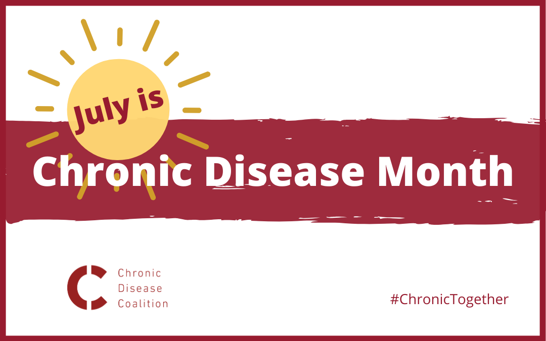 Chronic Disease Month elevates voices, creates national dialogue