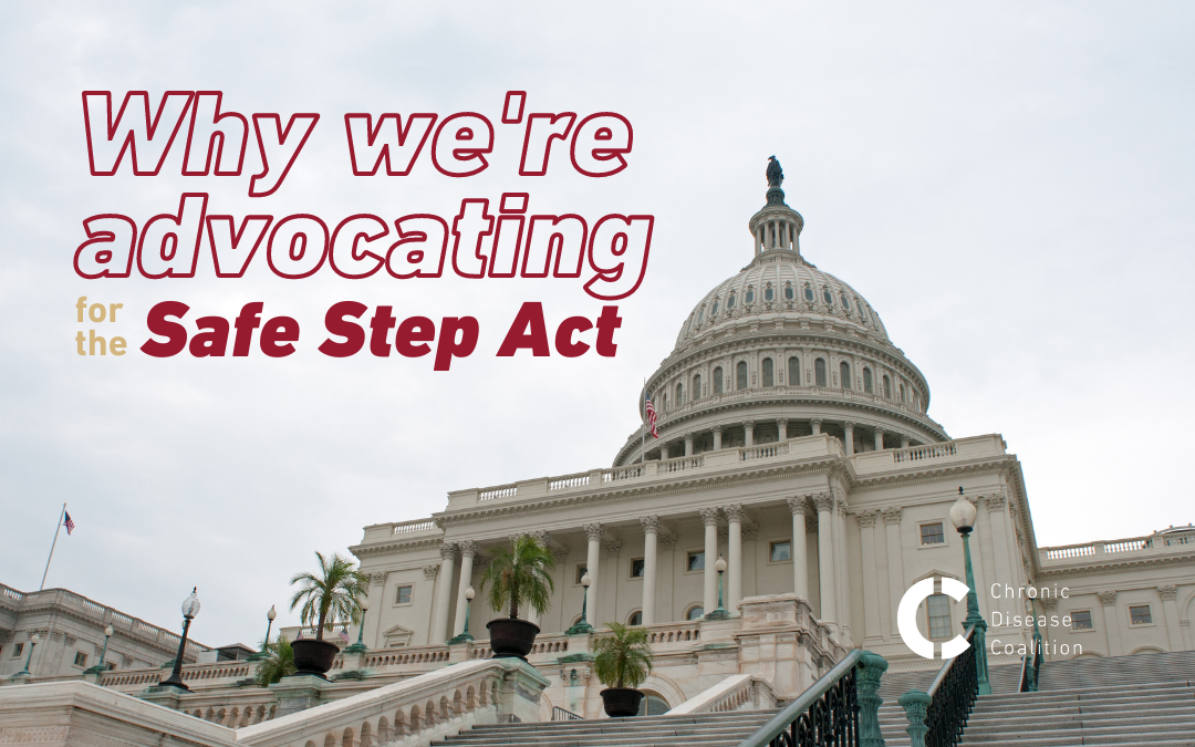 Why We're Advocating to Pass the Safe Step Act